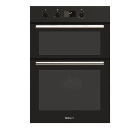 Hotpoint DD2540BL Newstyle Electric Built-in Double Oven Black
