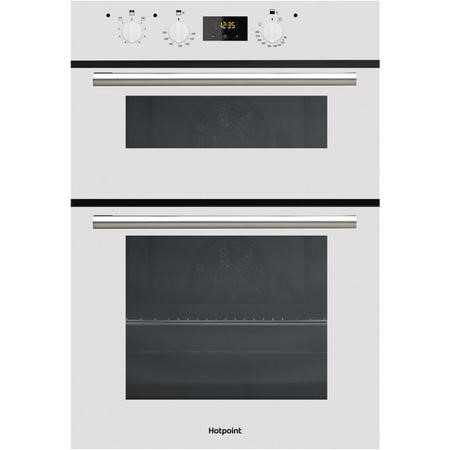 Hotpoint DD2540WH Newstyle Electric Built-in Double Oven White