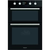 Hotpoint DD2844CBL Newstyle Electric Built-in Double Oven Black