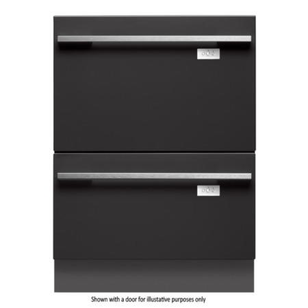 Fisher & Paykel DD60DHi7 89473 12 Place Fully Integrated Double Dishdrawer
