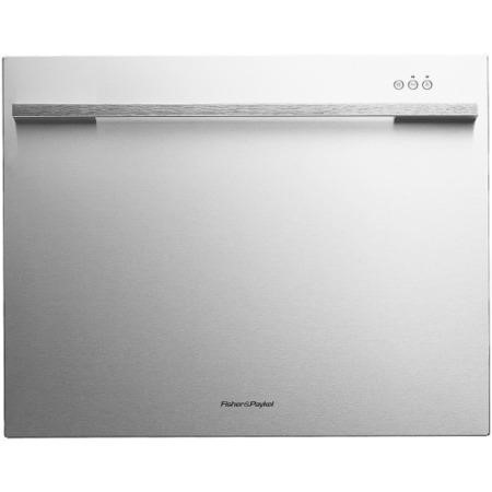 Fisher & Paykel DD60SDFHTX7 89412 Single DishDrawer Semi-integrated Dishwasher With Flat Door - EZKleen Stainless Steel
