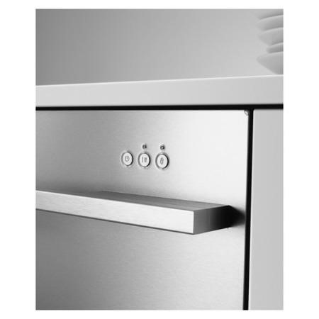 Fisher & Paykel DD60SDFHX7 89477 6 Place Single Dishdrawer With EZKleen Stainless Steel Door
