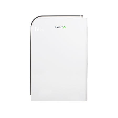 electriQ 10 Litre Smart App Alexa Desiccant Dehumidifier with Heater and HEPA Air Purifier