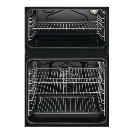 AEG DEE431010B Multifunction Double Oven With Fully Programmable Timer Black