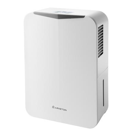 Ariston Slim 11 litre Dehumidifier with Humidistat for up to 3 Bed House - 2 years Warranty
