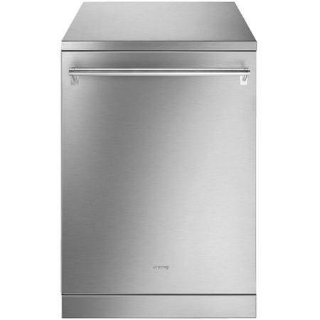 Smeg DFA13T3X 13 Place Setting 60cm Freestanding Dishwasher - Stainless Steel
