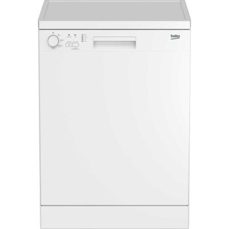 Beko DFC04210W 12 Place Freestanding Dishwasher White