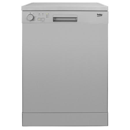 Beko DFN04210S 12 Place Freestanding Dishwasher - Silver