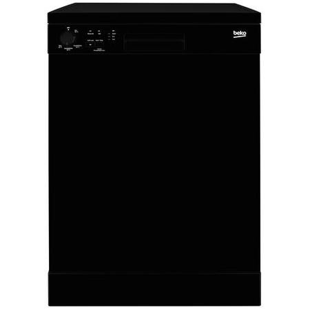 Beko DFN05310B 13 Place Freestanding Dishwasher With Quick Wash - Black