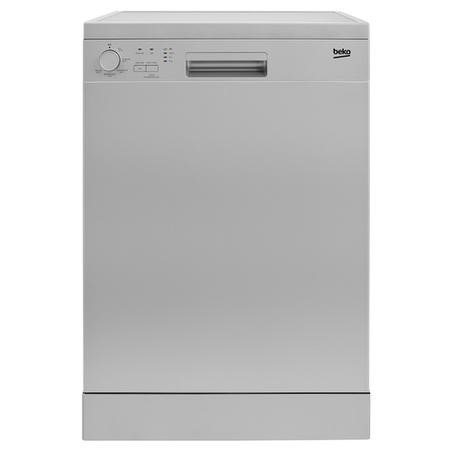 beko DFN05R10S 12 Place A+ Freestanding Dishwasher - Silver