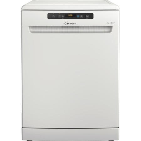 Indesit Freestanding Dishwasher - White