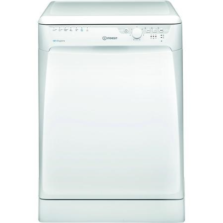 Indesit Extra DFP27T94Z 14 Place Freestanding Dishwasher with Quick Wash - White