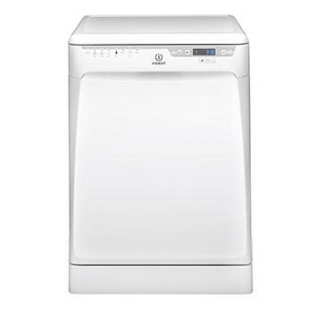 Indesit DFP58T94A 14 Place Freestanding Dishwasher - White