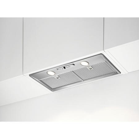 AEG DGB3850M 70cm Canopy Cooker Hood - Stainless Steel