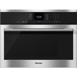 Miele DGM6500 Steam Oven and Microwave, SensorTronic controls; 40 litre capacity, Multi-Steam techno