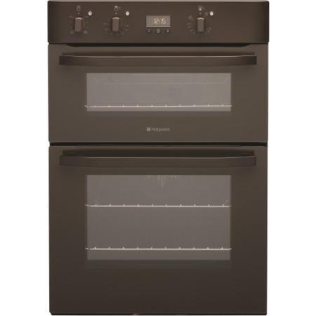 Hotpoint Dh53bs Multifunction Electric Built In Double