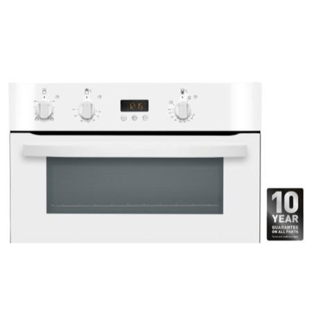 Hotpoint DH53WS NewStyle Ciculaire Electric Built In Double Oven - White