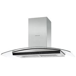 De Dietrich DHD1577X 90 cm Decorative Curved Glass Hood