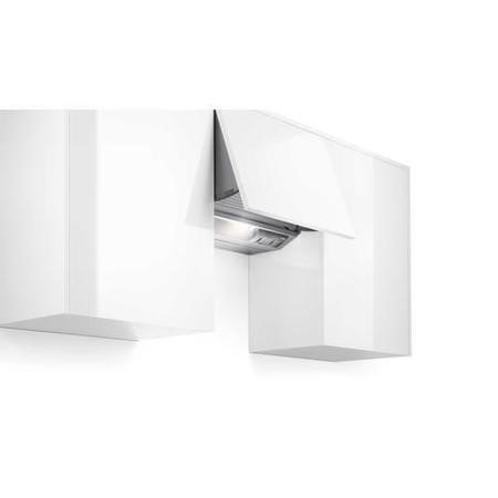Bosch DHE635BGB 60cm Integrated Cooker Hood Silver