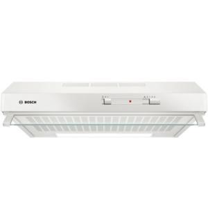 Bosch DHU642PGB 60cm Wide Conventional Cooker Hood White