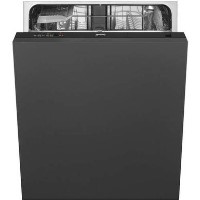 Smeg DI12E1 12 Place Fully Integrated Dishwasher Best Price, Cheapest Prices