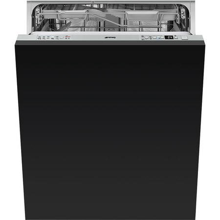 Smeg DI613P 13 Place Fully Integrated Dishwasher