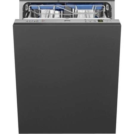 Smeg DI13TF3 Fully Integrated Dishwasher With 13 Place Settings And FlexiDuo Baskets