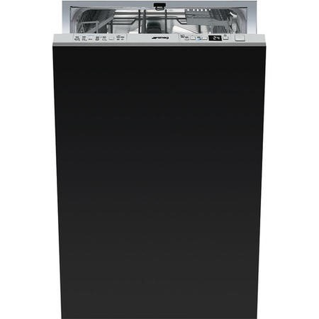 Smeg DI410T 10 Place 45cm Slimline Fully Integrated Dishwasher