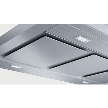 Bosch DIB091K50B Touch Control 90cm Island Cooker Hood Stainless Steel