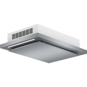 Bosch DID106T50 100cm Ceiling Hood With Brushed Steel Panel