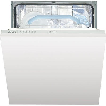 INDESIT DIF16B1 13 Place Fully Integrated Dishwasher with Quick Wash - White