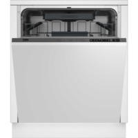Beko DIN28320 EcoSmart 13 Place Fully Integrated Dishwasher