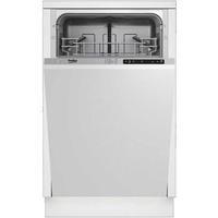 Beko DIS15010 Slimline 10 Place Fully Integrated Dishwasher