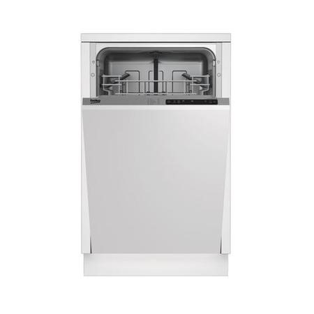 GRADE A3 - Beko DIS15011 10 Place Slimline Fully Integrated Dishwasher