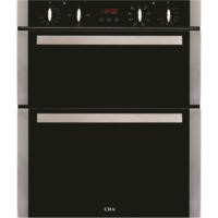 CDA DK751SS Built-under Double Oven Stainless Steel