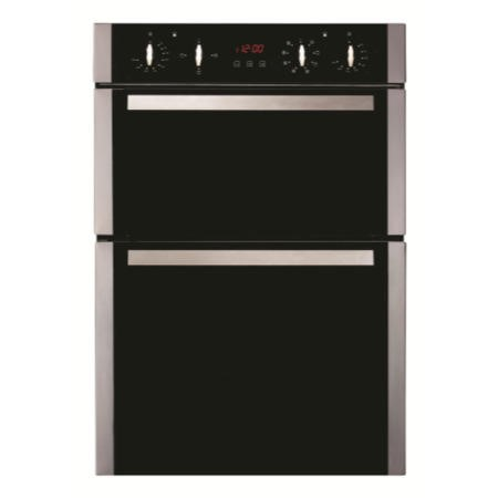CDA DK951SS Electric Built-in Double Oven Stainless Steel