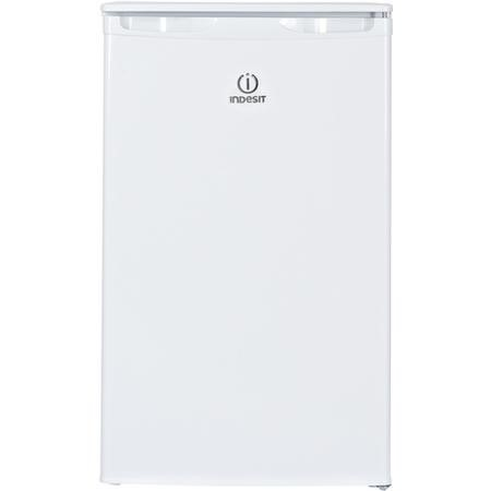 Indesit DLAA50 84x50cm 117L Under Counter Freestanding Fridge - White