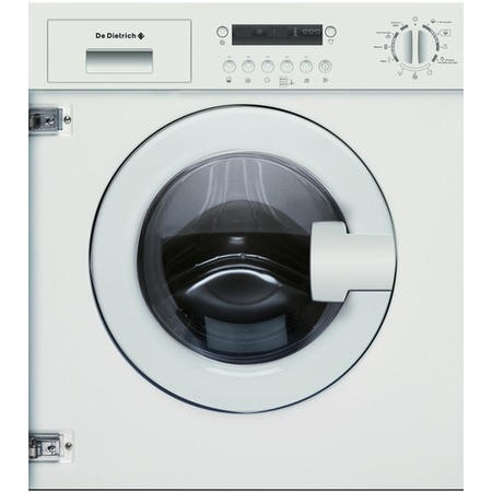 De Dietrich DLZ1514I Built-in 60cm Fully Integrated 8kg 1400rpm Washing Machine