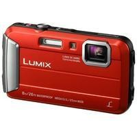 Panasonic DMC-FT30 Tough Compact Digitial Camera - Red