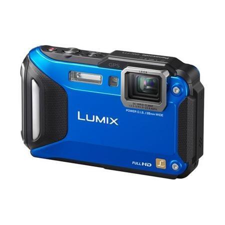 panasonic lumix dmc ft5 16.1mp digital tough / waterproof
