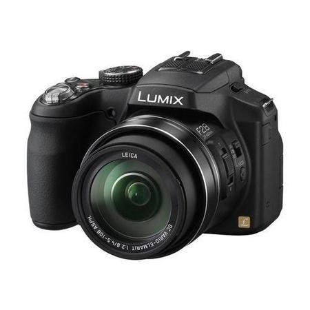 Panasonic DMC-FZ200 Black Camera Kit inc 8GB SD Card and Case
