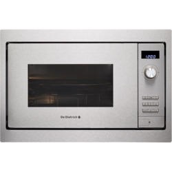 De Dietrich DME1129X Built in Microwave and Grill - Stainless Steel