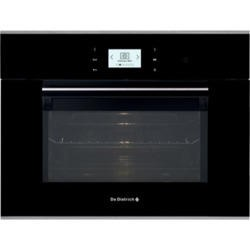 De Dietrich DME1145B Compact Touch Control Combination Oven with Animated Display - Black