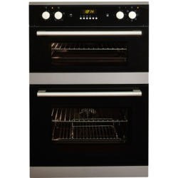 NordMende DOI313IX Stainless Steel Electric Built In Multifunction Double Oven