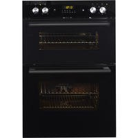 NordMende DOI414BL Black Built-in Multifunction Double Oven