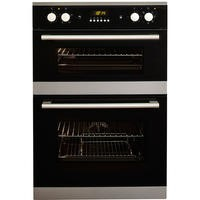 Nordmende DOI414IX Stainless Steel Built In Multifunction Double Oven