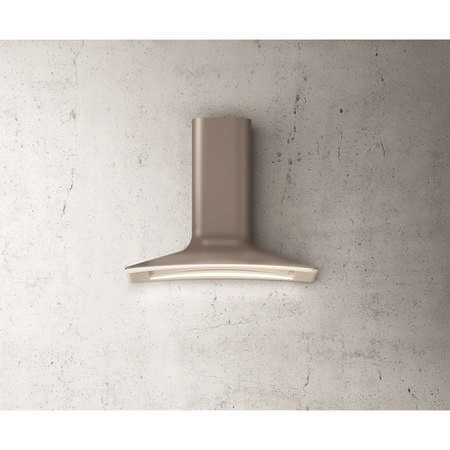 Elica DOLCE-UMB Decorative Chimney Cooker Hood 860mm Umber