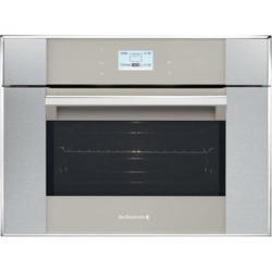 De Dietrich DOM1195GX Compact Height Built-in Combination Microwave Oven Grey Pearl