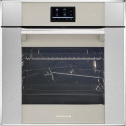 De Dietrich DOP1190GX Touch Screen Multifunction Electric Oven With Pyroclean Grey Pearl