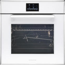 De Dietrich DOP1190W Touch Screen Multifunction Electric Oven With Pyroclean White Pearl